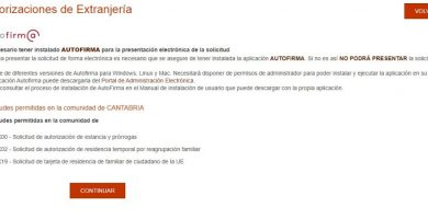 online expedientes extranjeria